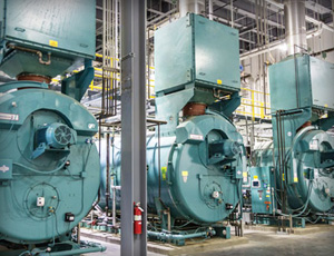 Chobani Boiler Equipment Cole Industrial