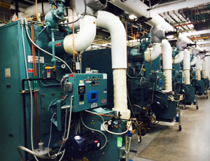 Kaiser Westside Medical Center Boiler Equipment Cole Industrial