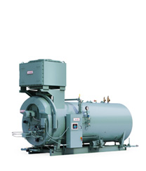 Cole Industrial New Boiler Equipment
