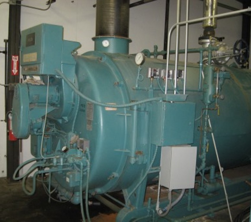 Mobile steam boiler rental