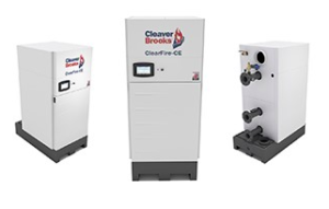 ClearFire-CE condensing hydronic boiler