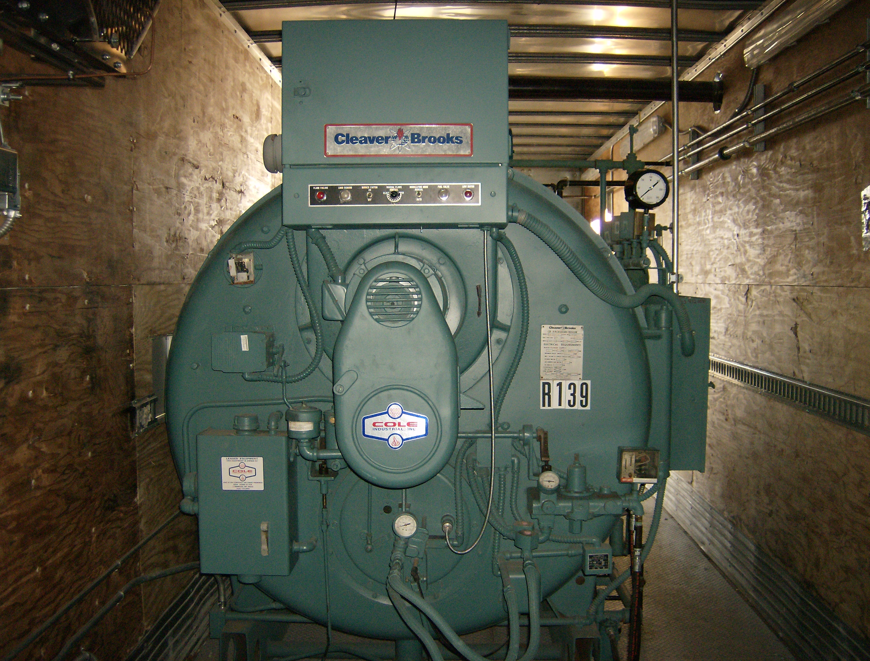 mobile boiler rental for emergencies